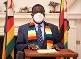 津巴布韦总统:感谢并高度称赞中方向津巴布韦捐赠新冠疫苗