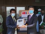 中国乍得推进对口医院合作机制 共同抗击新冠肺炎疫情