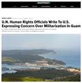 环球深观察丨在美国,人权遭践踏的原住民还有他们……