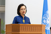 新中国恢复联合国合法席位50周年 联合国官员这样评价→
